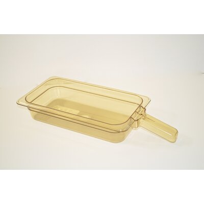 High Heat Food Pan with Handle