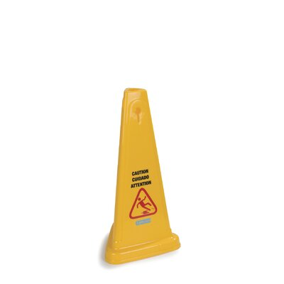 "Caution Cone Size: 27"""
