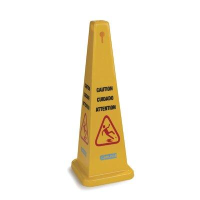 "Caution Cone Size: 36"""