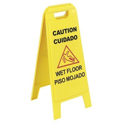 Floor Sign (Set of 6)