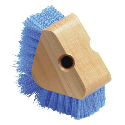 Triangle Scrubber with Polypropylene Bristles (Set of 12)