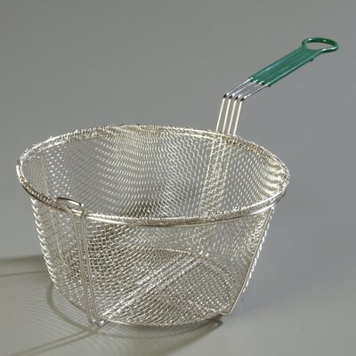 Mesh Fryer Basket with Cool Touch Handle (Set of 12)