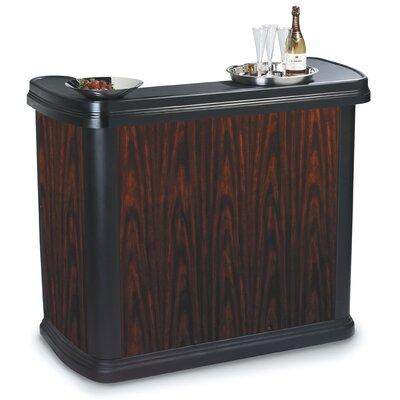 Maximizer Portable Bar Color: Cherry Wood