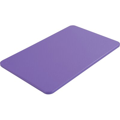 "Spectrum Cutting Board (Set of 6) Size: 2.25"" H x 18"" W x 12"" D"