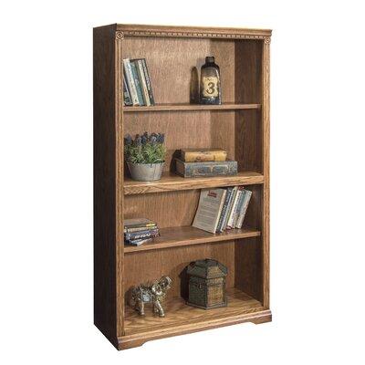 "Legends Furniture Scottsdale Oak 60.13"" Standard Bookcase"
