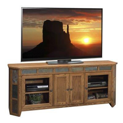 Legends Furniture Oak Creek Angled TV Stand