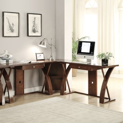Super Z L-Shape Desk