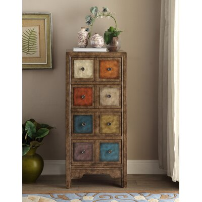 Tejal 4 Drawer Accent Chest