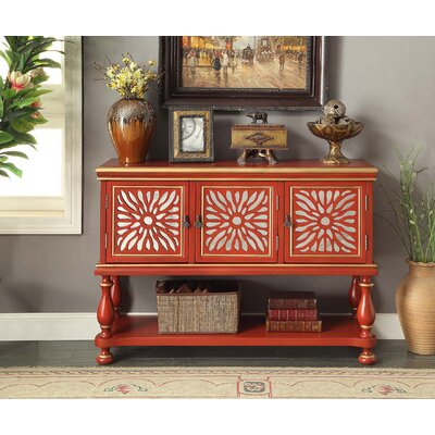 Tejal Console Accent Cabinet