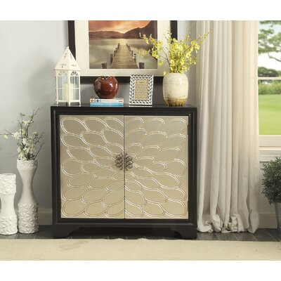 Ketan 2 Door Accent Cabinet
