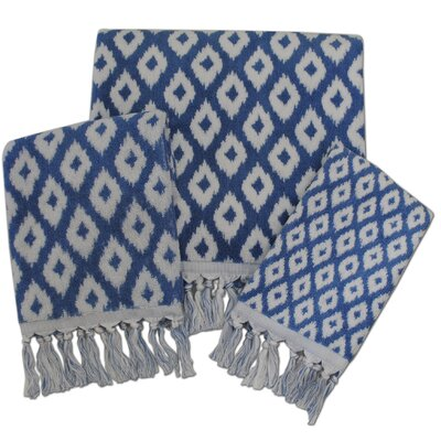 Madison Jacquard 100% Cotton Fingertip Towel