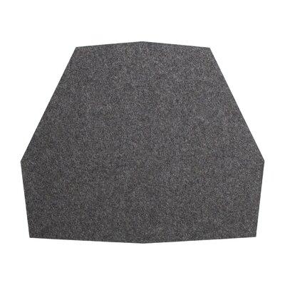 Real Good Seat Cushion Body Fabric: Heathered Graphite