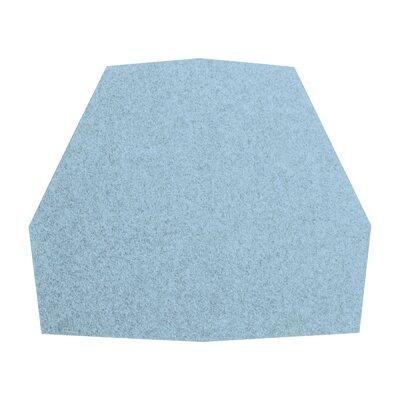 Real Good Seat Cushion Body Fabric: Heathered Light Blue