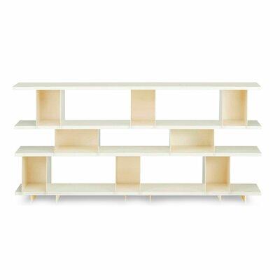 Shilf Cube Unit Bookcase Color: Ivory