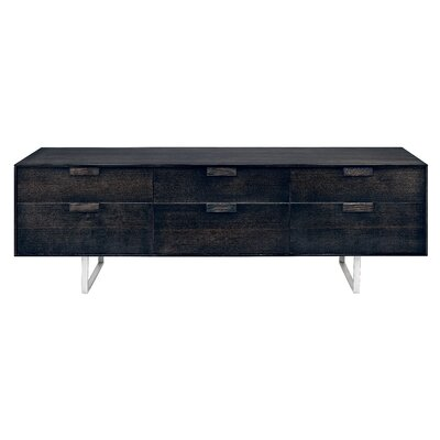 Blu Dot Series 11 Six Drawer TV Stand