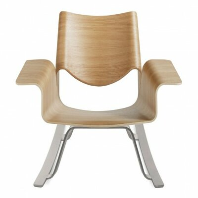Buttercup Rocking Chair Frame Color: White Oak
