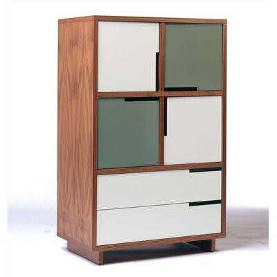 Modu-Licous 4 Door Accent Cabinet