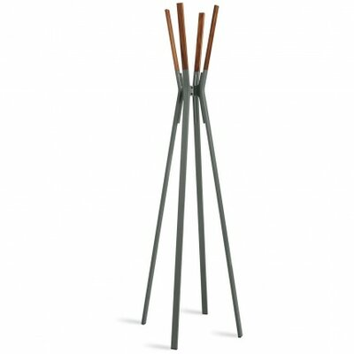 Splash Coat Rack Color: Slate