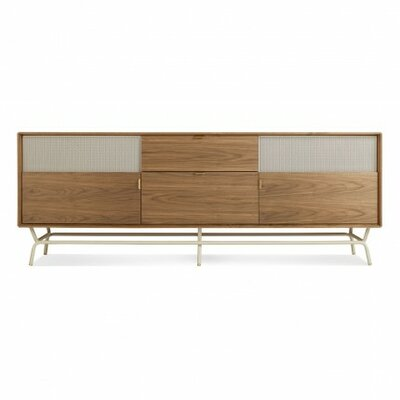 """Dang 82"""" TV Stand Color: Walnut"""