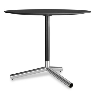 Sprout Cafe Dining Table Top Color: Black