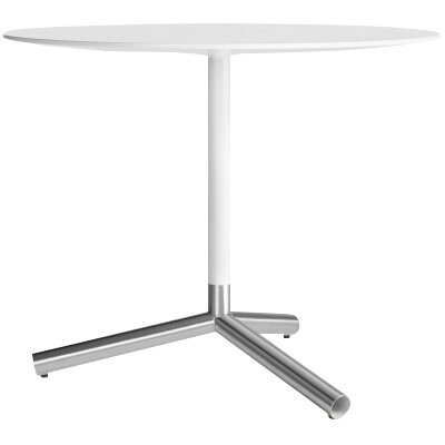 Sprout Cafe Dining Table Top Color: Ivory