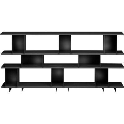 Shilf Cube Unit Bookcase Color: Black