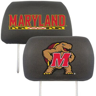 NCAA Head Rest Cover NCAA Team: Maryland