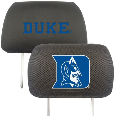 NCAA Head Rest Cover NCAA Team: Duke