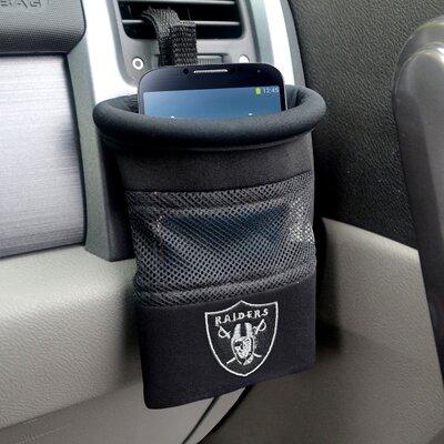 NFL Car Caddy NFL Team: Oakland Raiders