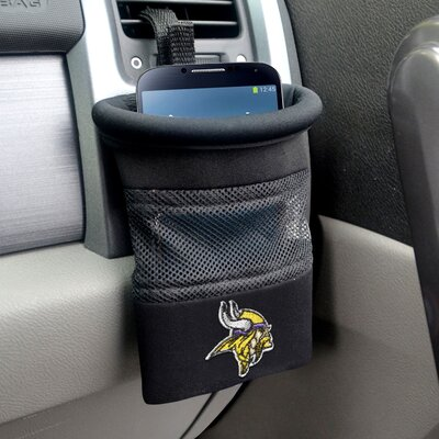 NFL Car Caddy NFL Team: Minnesota Vikings