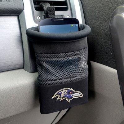 NFL Car Caddy NFL Team: Baltimore Ravens