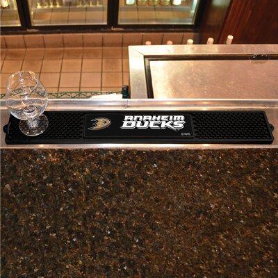 NHL - Anaheim Ducks Drink Mat NHL Team: Anaheim Ducks