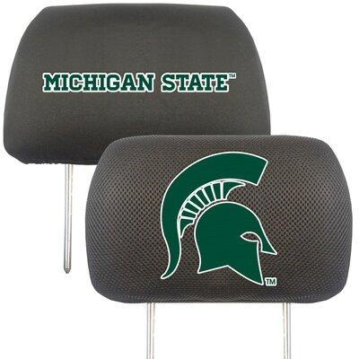 NCAA Head Rest Cover NCAA Team: Michigan State
