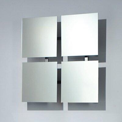 D-TEC Industriedesign Verstellbarer Wandspiegel Baikal