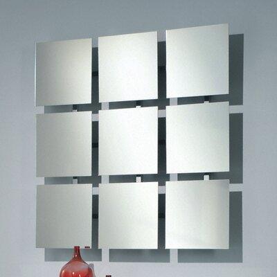 D-TEC Industriedesign Wandspiegel-Set Baikal