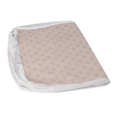 """Claret Dog Bed Cover Size: Small (21"""" L x 30"""" W), Color: Beige"""