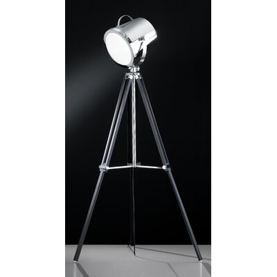 Honsel 145 cm Tripod-Stehlampe Nautibur