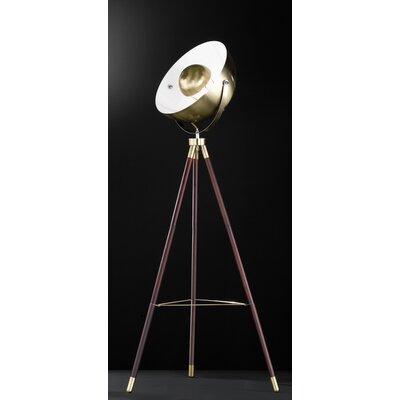 Honsel 154 cm Tripod-Stehlampe Ocean
