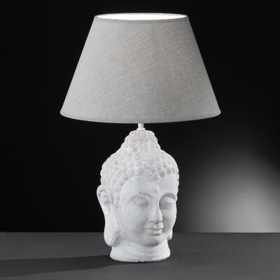 Honsel 47 cm Tischleuchte Buddha