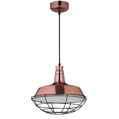 Honsel Pendelleuchte 1-flammig Copper