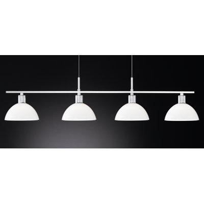 Honsel Balken-Pendelleuchte 4-flammig Kim
