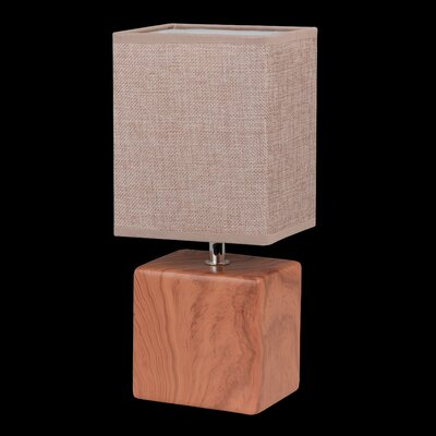Honsel 31 cm Tischleuchte Log