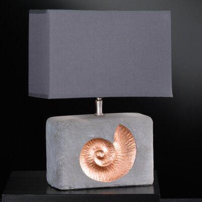 Honsel 33,5 cm Tischleuchte Shell