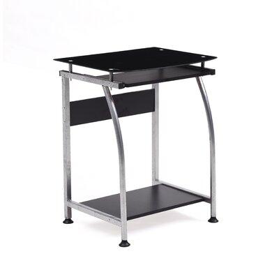 Barna Computer Desk Finish: Black