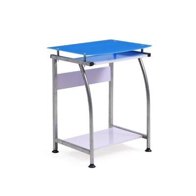 Barna Computer Desk Finish: Blue