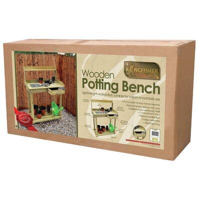 Kingfisher Potting Bench