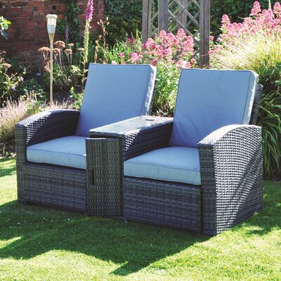Kingfisher 2 Seater Love Chair