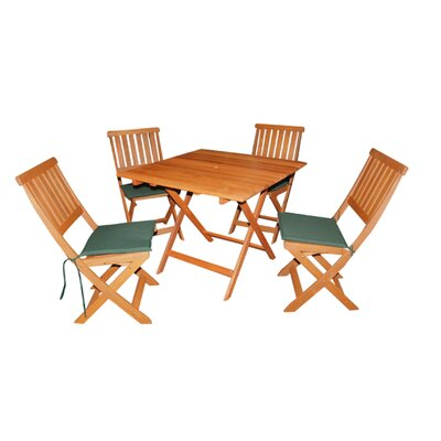 Kingfisher Victorian 4 Seater Dining Set