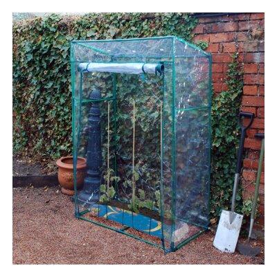 Kingfisher Tomato 1m W x .5m D Mini Greenhouse