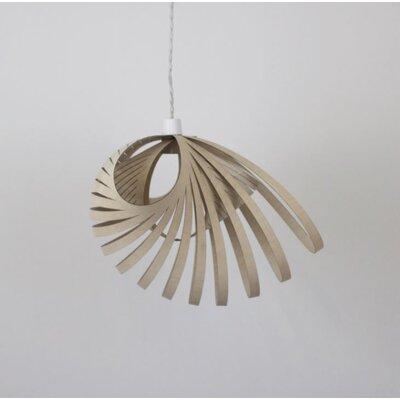 KaiGami 53 cm Lampenschirm Nautica Birch Ply